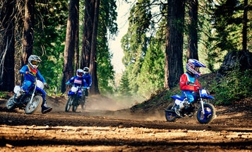 Your kid wants a dirt bike. Here's what to buy them.