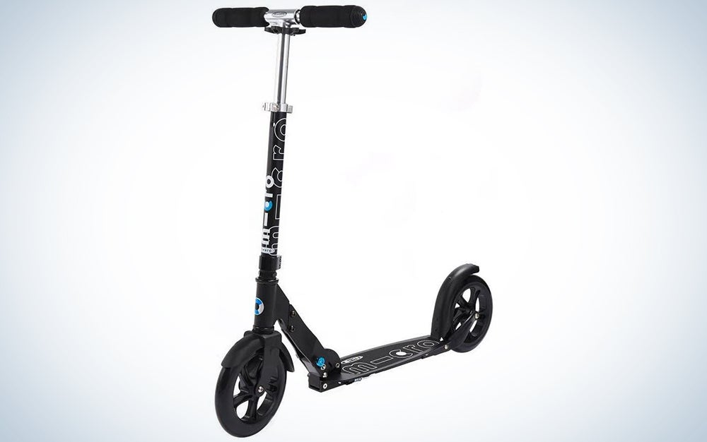 Micro Kickboard - Urban - Two Wheeled, Fold-to-Carry Swiss-Designed Micro Scooter for Teens & Adults