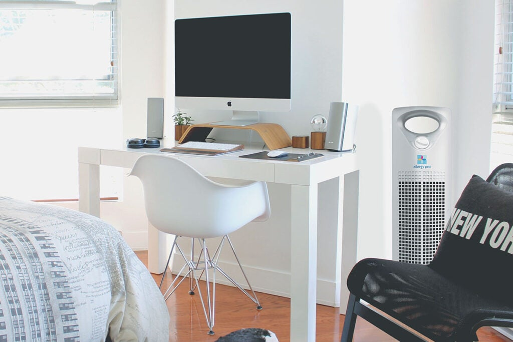 Allergy Pro 200 Air Purifier with HEPA Filter