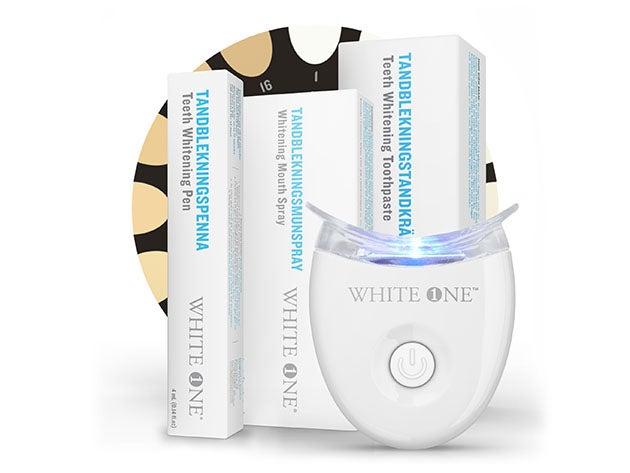 White One™ Ultimate Teeth Whitening Kit