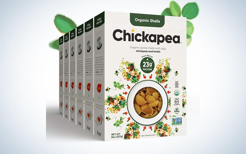 Chickapea Organic Chickpea Lentil Pasta