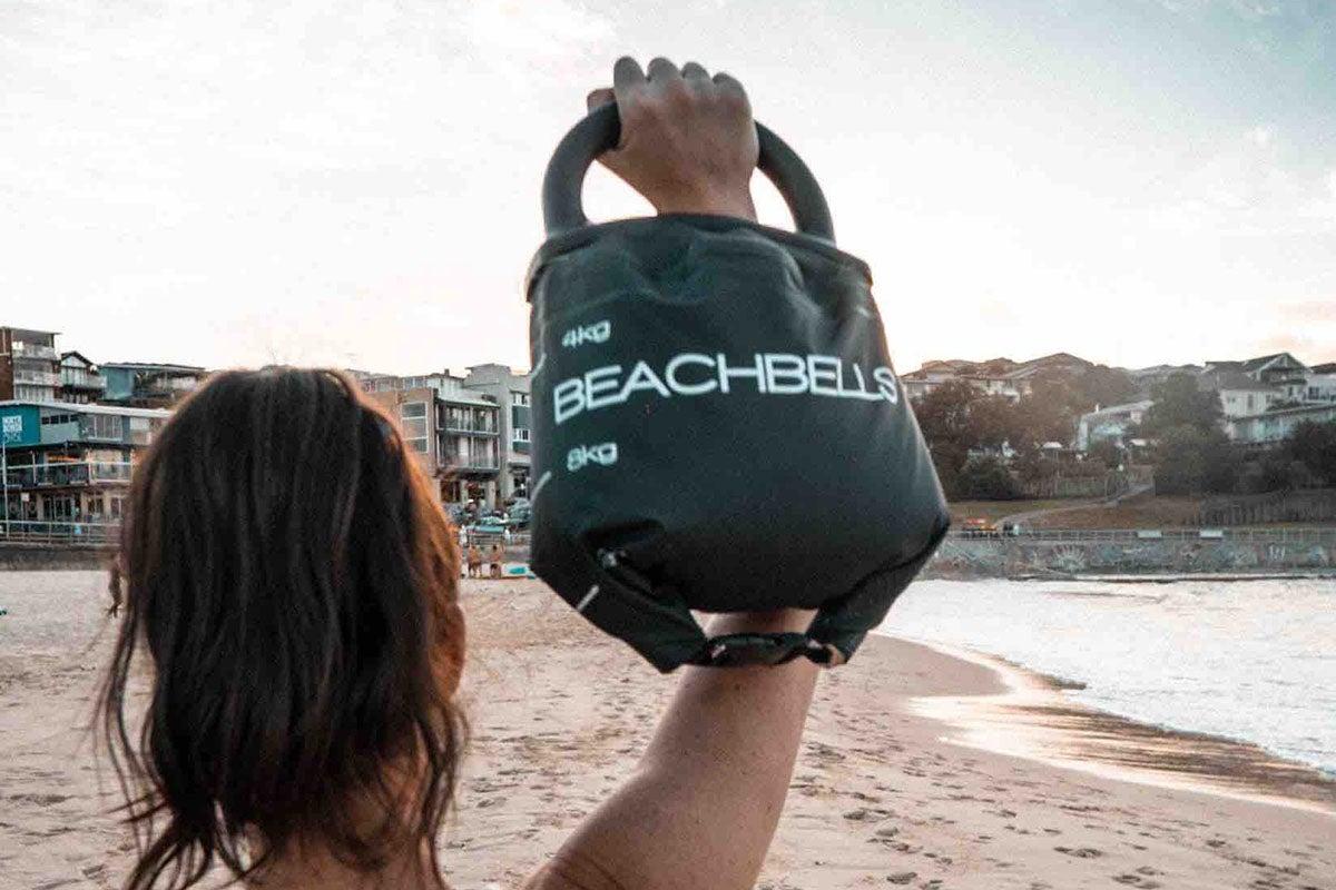BEACHBELL: Multi-Weight Portable Kettlebell