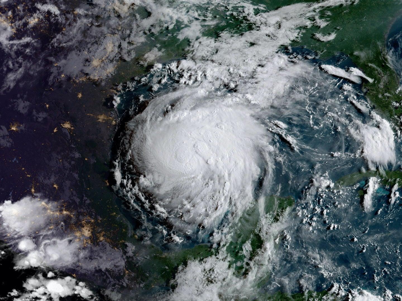 hurricane harvey august 24 2017