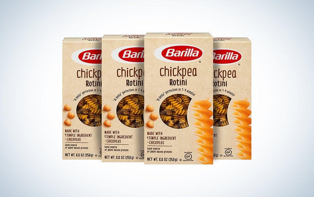 Barilla Rotini, Chickpea Pasta
