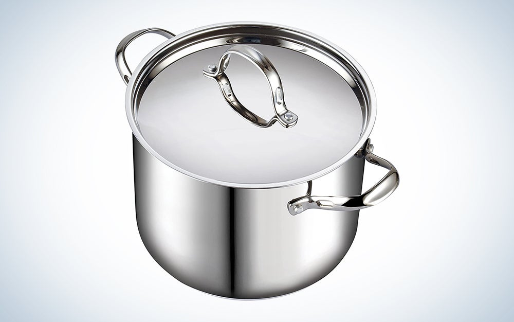Cooks Standard Quart Classic Stainless Steel Stockpot