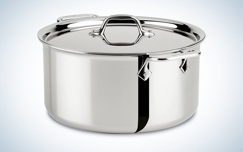 All-Clad Stainless Steel Tri-Ply Bonded Stockpot