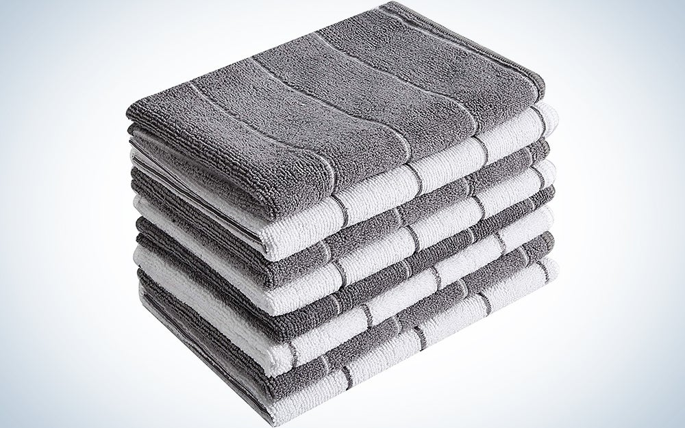 Hyer Kitchen Microfiber Kitchen Towels