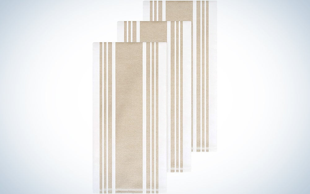 All-Clad Reversible Cotton Kitchen Towels