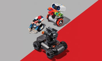 These three robots can teach kids how to code