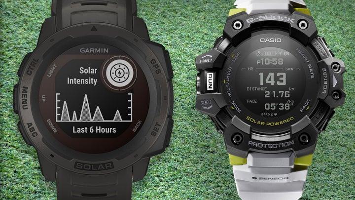 Garmin G-Shock watches