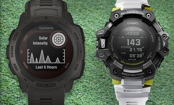 These solar-powered smartwatches have seriously long battery lives