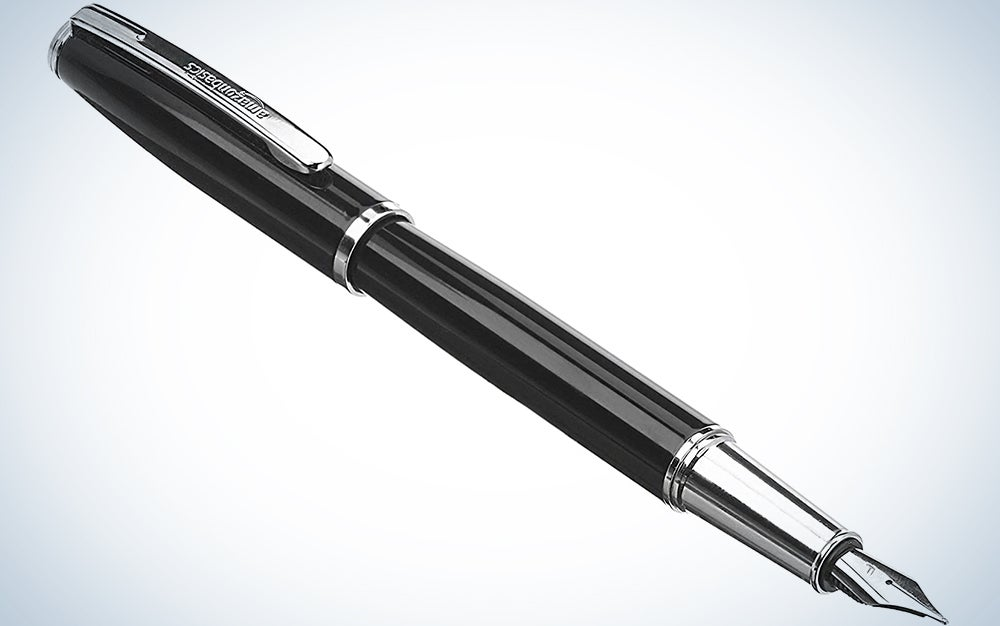 AmazonBasics Refillable Fountain Pen