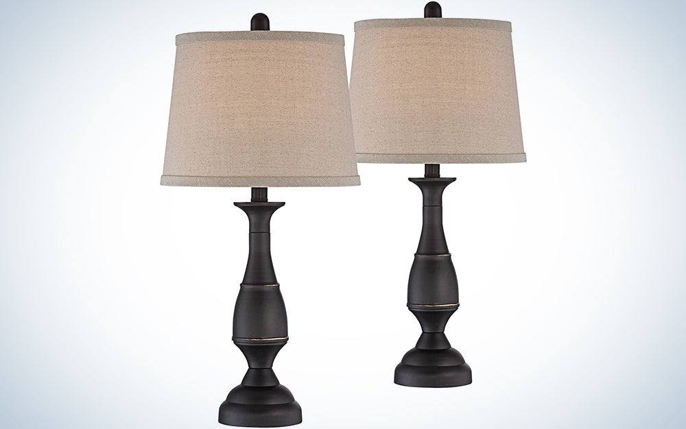 Ben Regency Hill Traditional Table Lamps