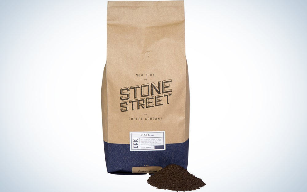 Stone Street Coffee Cold Brew Reserve Coarsely Ground Coffee