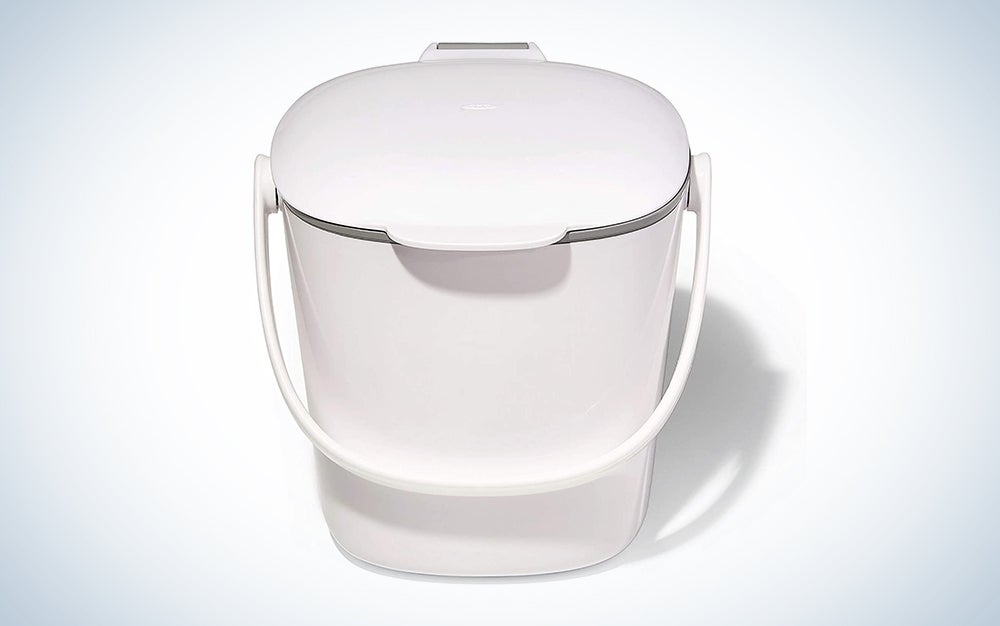 OXO Good Grips Easy-Clean Compost Bin