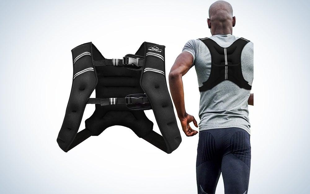 Aduro Sport Weighted Vest Workout Equipment