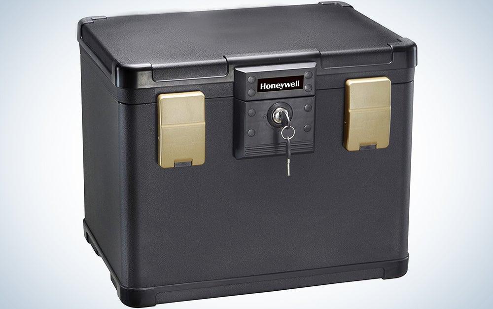 Honeywell Safes & Door Locks - 30 Minute Fire Safe Waterproof Filing Safe Box Chest