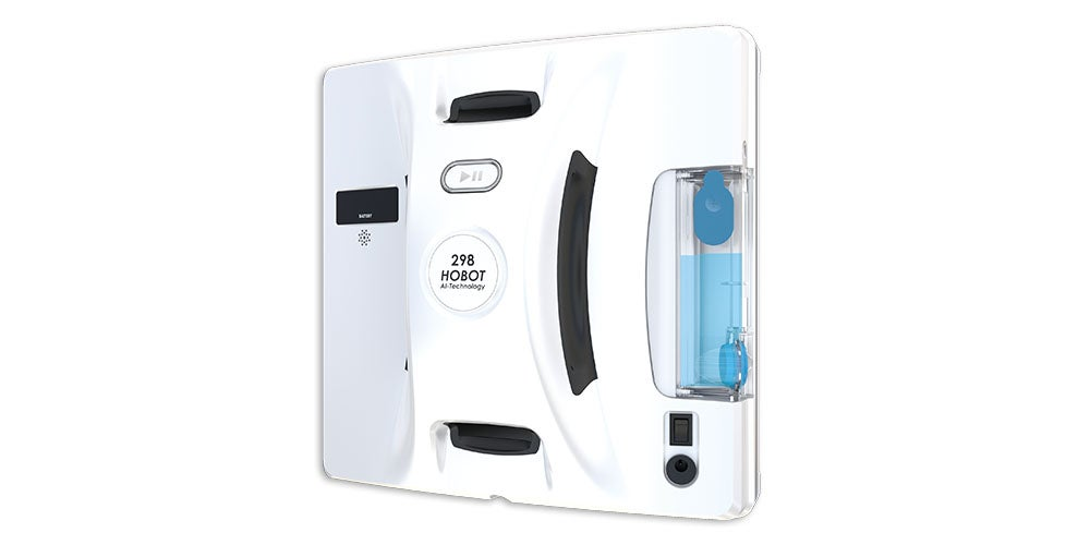 HOBOT-298: Window Cleaning Robot