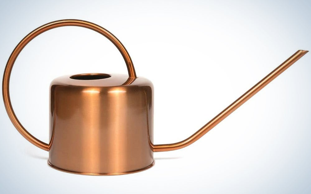 Homarden Copper Colored Watering Can