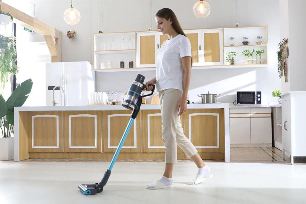 JASHEN V18 350W Cordless Vacuum Cleaner