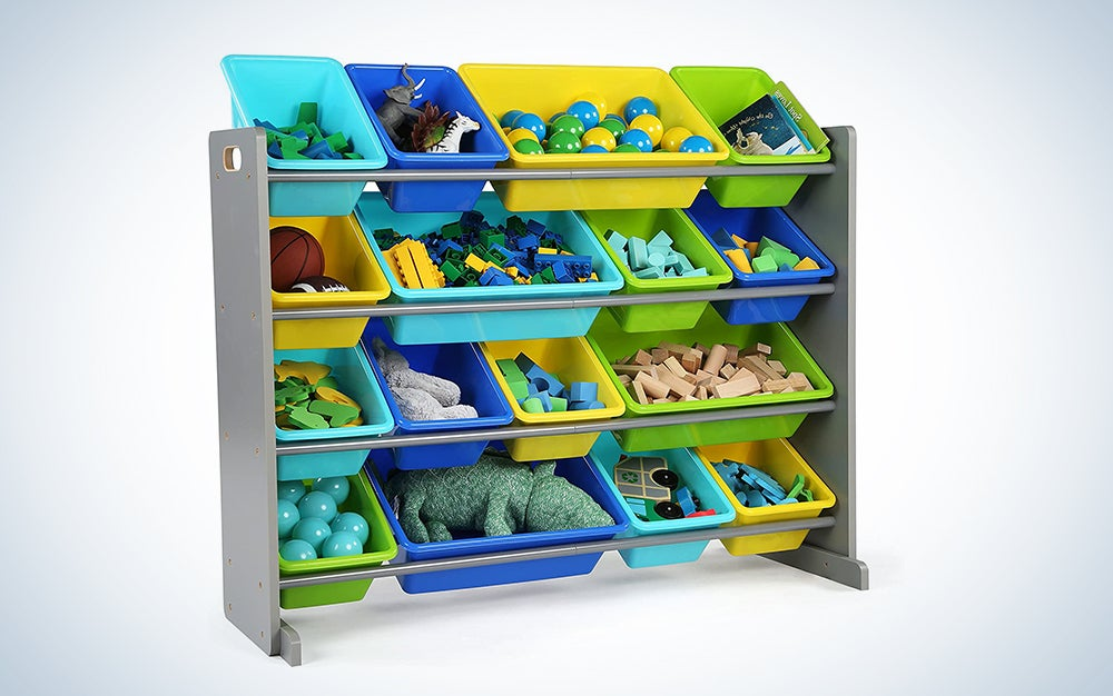 Humble Crew Extra-Large Toy Organizer