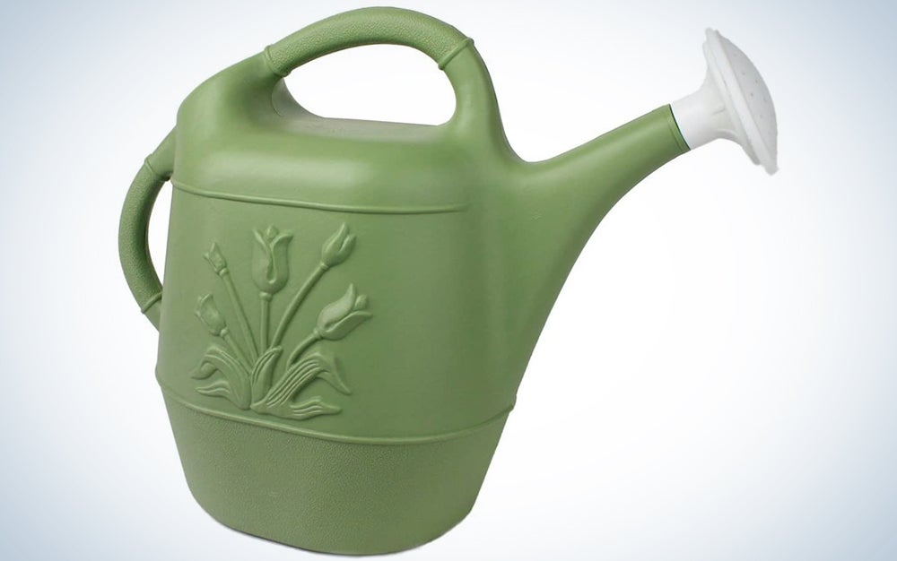 Union 63068 Watering Can with Tulip Design