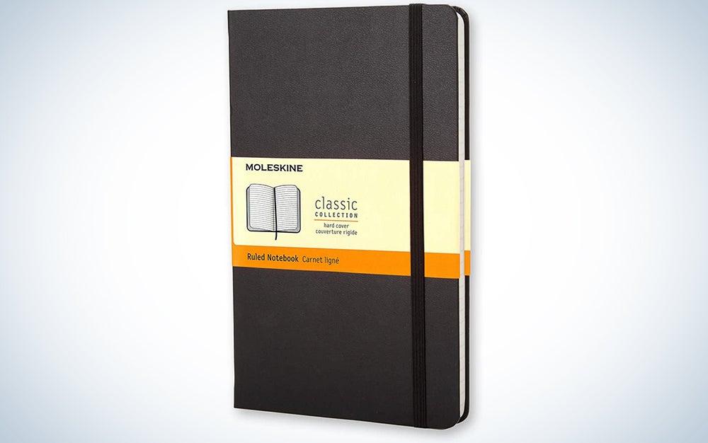 Moleskine Classic Notebook, Hard Cover, Large