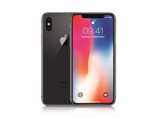 Apple iPhone X 5.8″ 64GB (Refurbished)