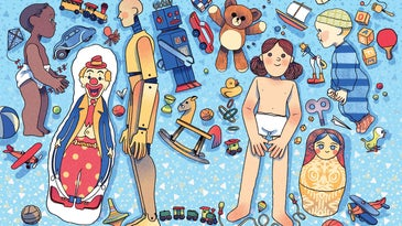 Nuria Tamarit illustration
