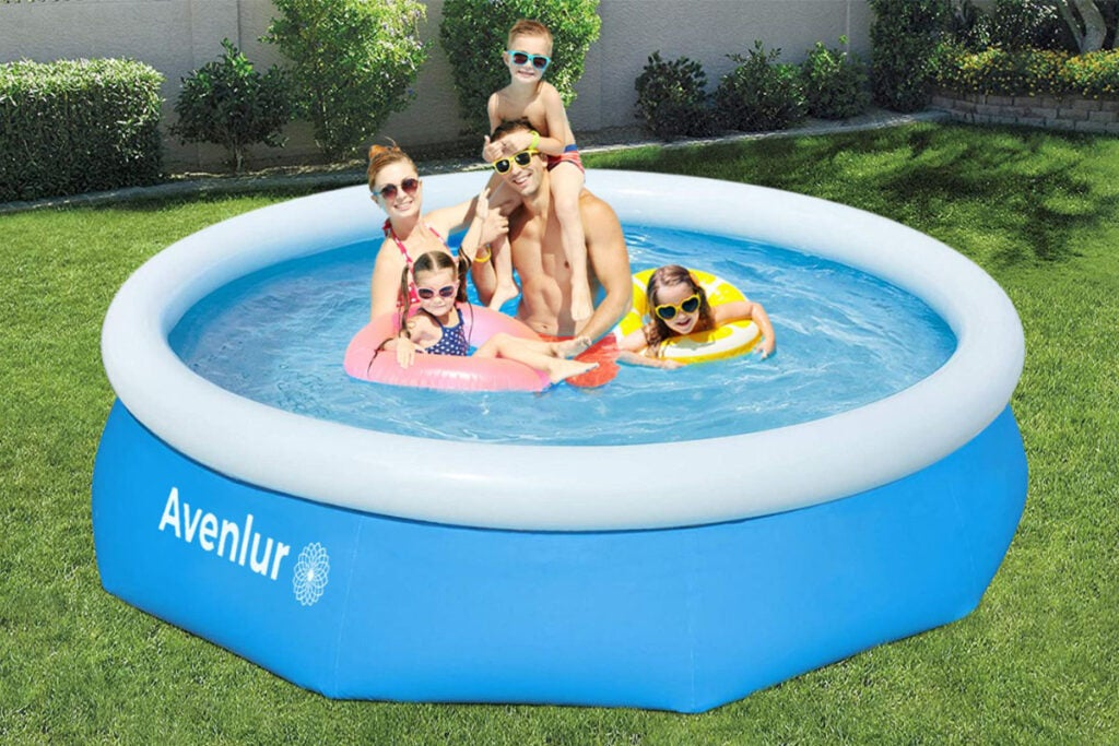 Avenlur Inflatable Family Pool