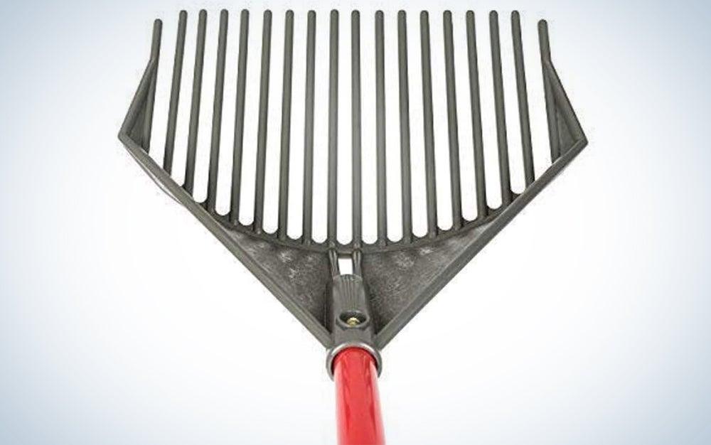 ROOT ASSASSIN RK-001 58-Inch Yard & Garden Rake Multi-Tool