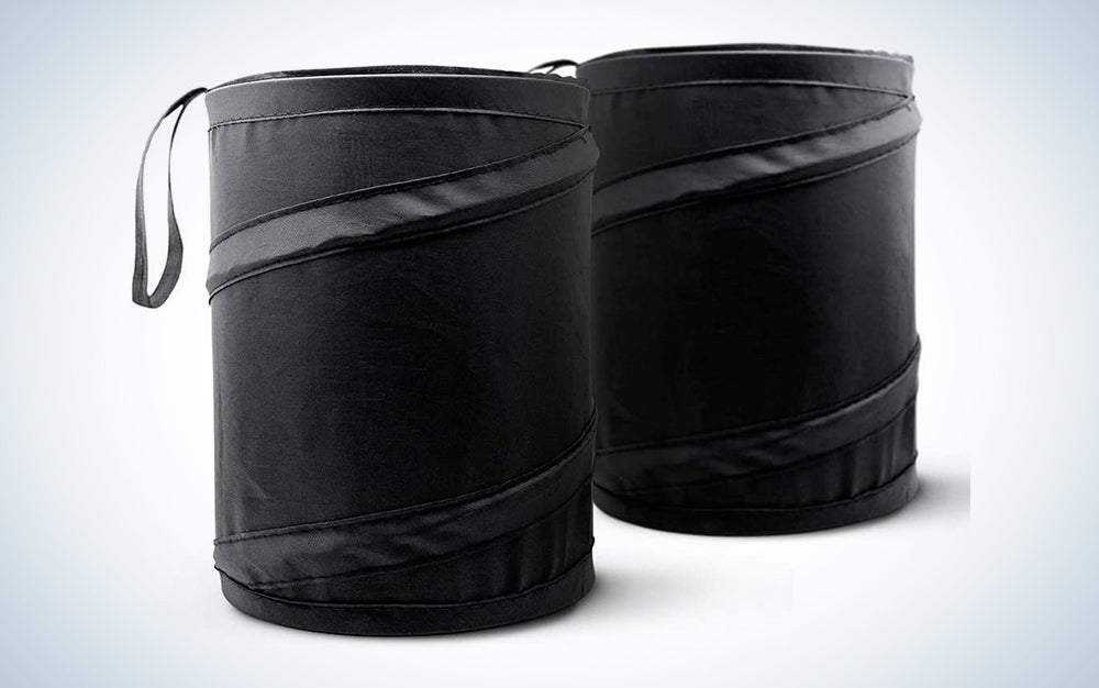Mavoro Car Trash Can Two-Pack