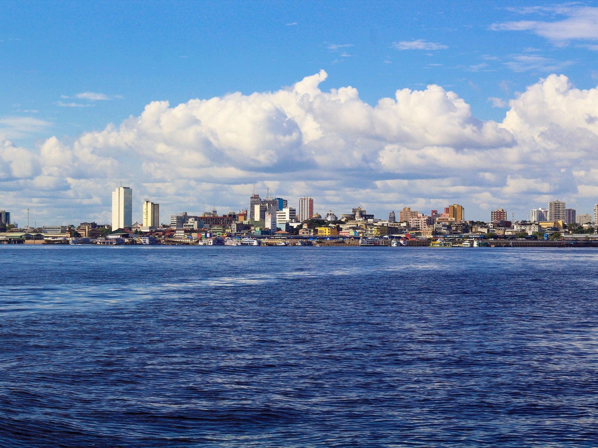 manaus city in amazon
