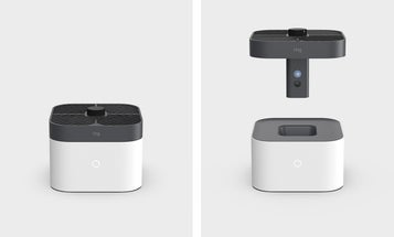 Amazon's home security drone may actually be less creepy than a regular camera