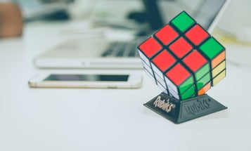 The inventor of the Rubik's cube doesn't get why it's so popular