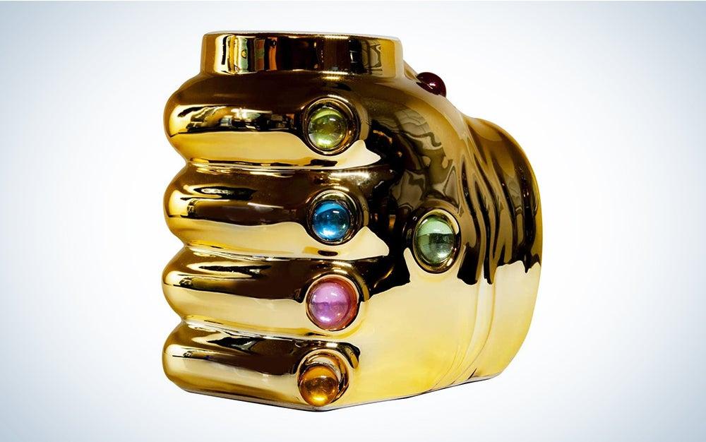 Marvel Thanos Infinity Gauntlet Ceramic Mug