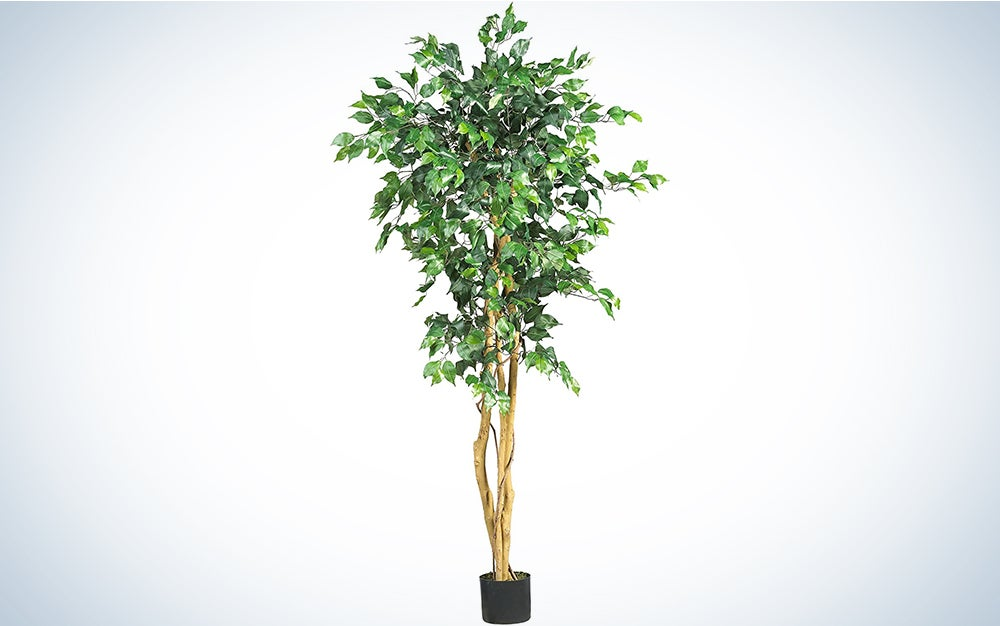 Nearly Natural Ficus Artificial Trees