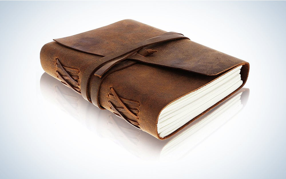 Leather Journal Writing Book