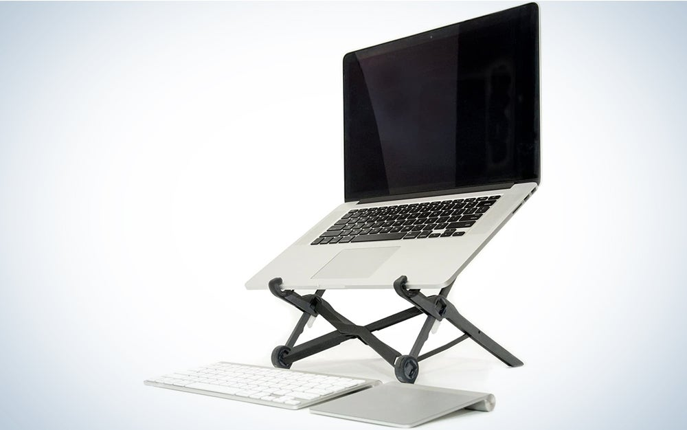Roost Laptop Stand – Adjustable and Portable Laptop Stand – PC and MacBook Stand