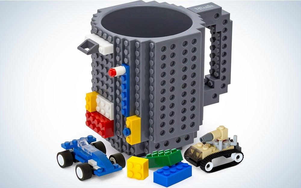 TOYAMBA Build-on Brick Mug