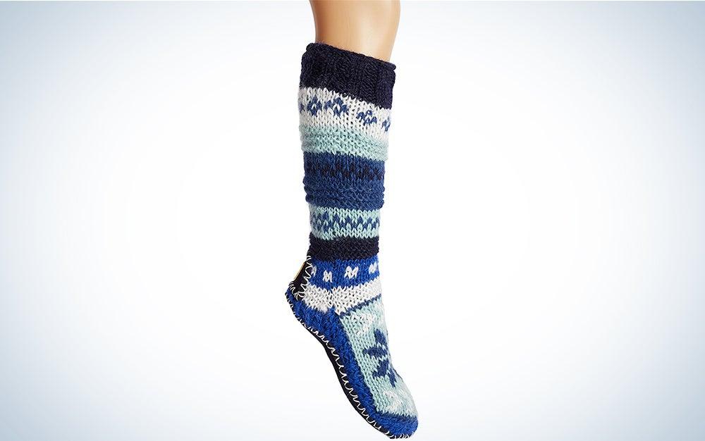 Tibetan Slipper Socks