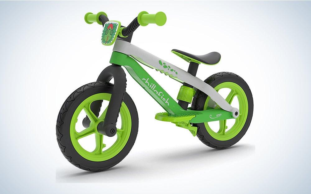 Chillafish Bmxie²: BMX-Styled Toddler Balance Bike