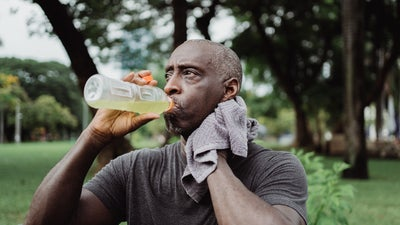 Is Gatorade actually better than water?
