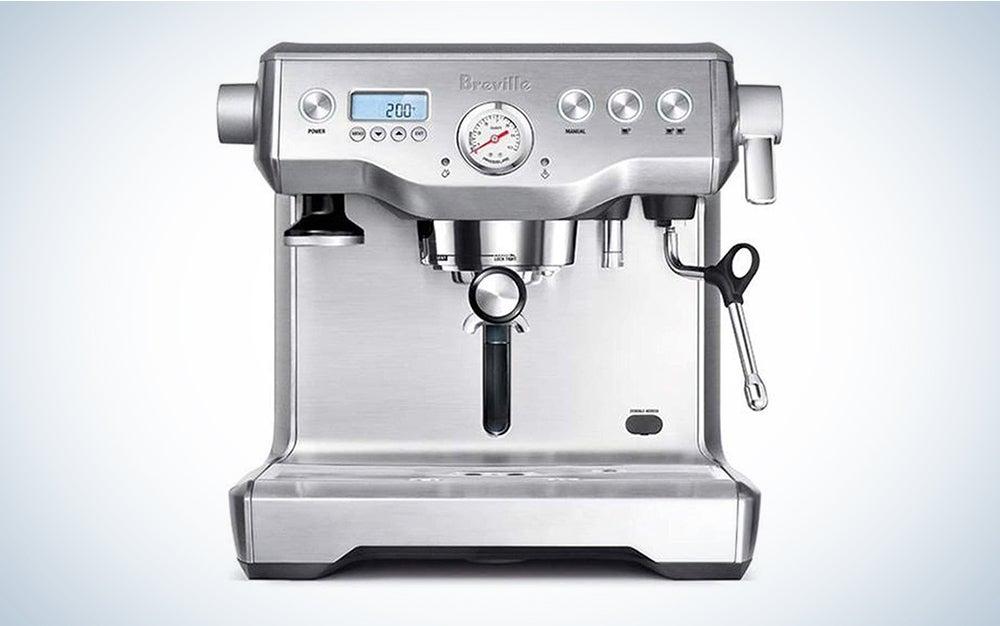 Breville BES920XL Dual Boiler Espresso Machine