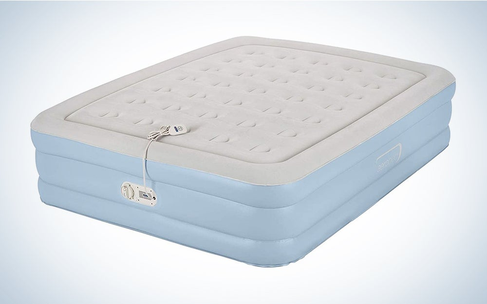 AeroBed One-Touch Comfort Air Mattress