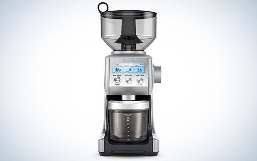 Breville The Smart Grinder Pro Coffee Bean Grinder