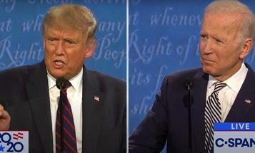 Five key science takeaways from the first presidential debate
