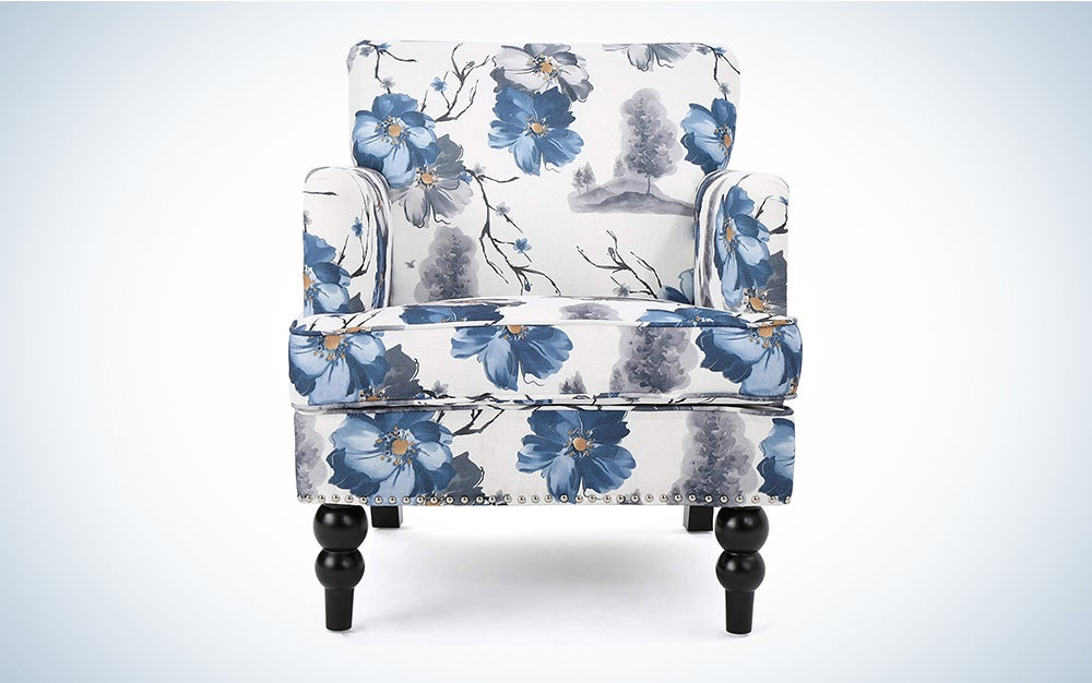 Christopher Knight Home Boaz Fabric Club Chair