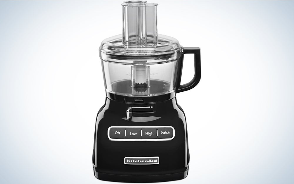 KitchenAid KFP0722CU 7-Cup Food Processor with Exact Slice System