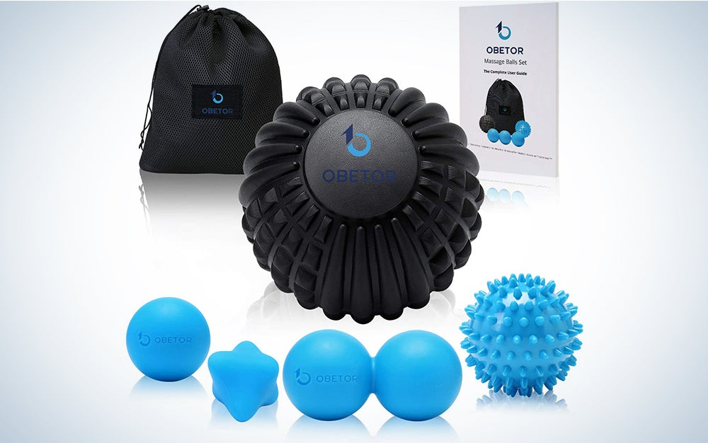 OBETOR Massage Balls